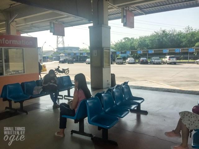 Peron Southern Bus Terminal Sai Tai Mai