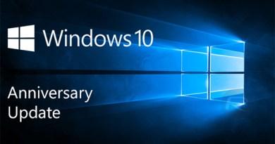 Forzare l'aggiornamento a Windows 10 Anniversary Update