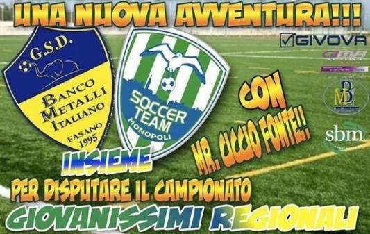 Soccer Team Monopoli
