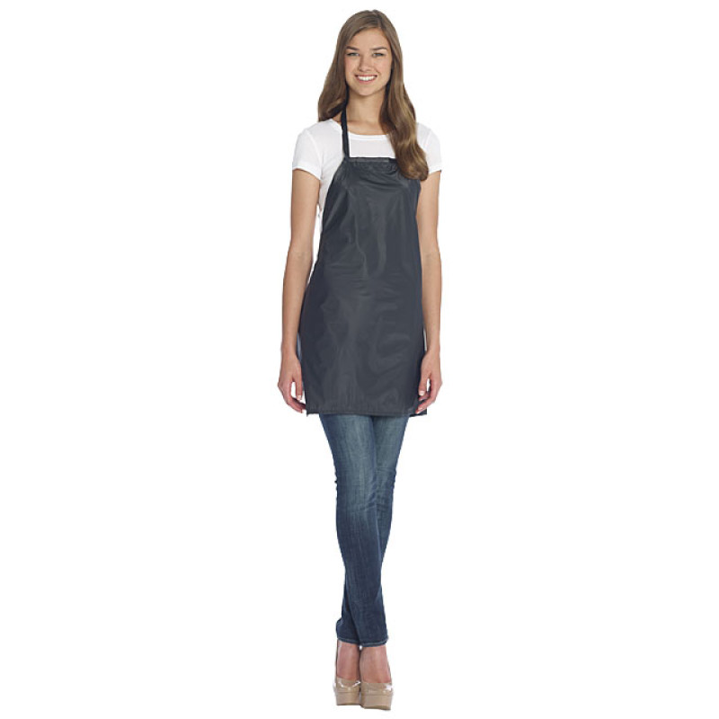Chemical Apron For Hair Stylist Made Of Vinyl By Diane At