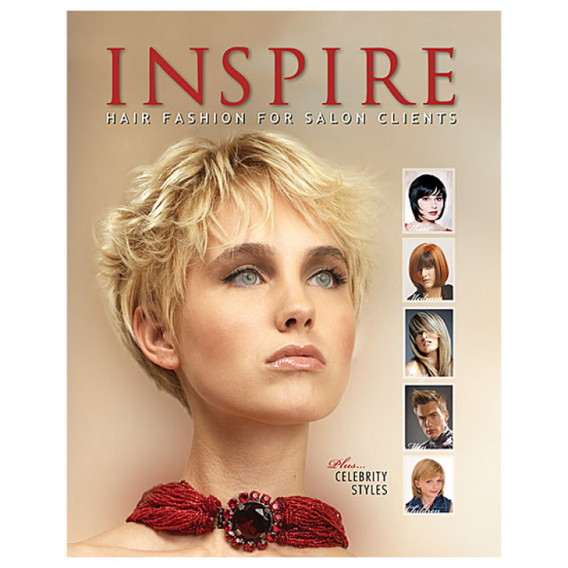 Hair Salon Books With Hairstyles