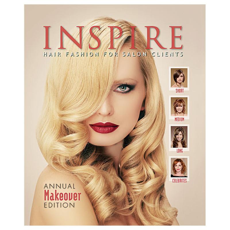 Vol 76  Annual Makeover Edition  Inspire Hair Fashion
