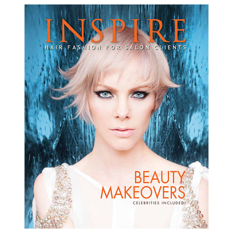 Vol 95  Beauty Makeovers  Inspire Hair Fashion Book for