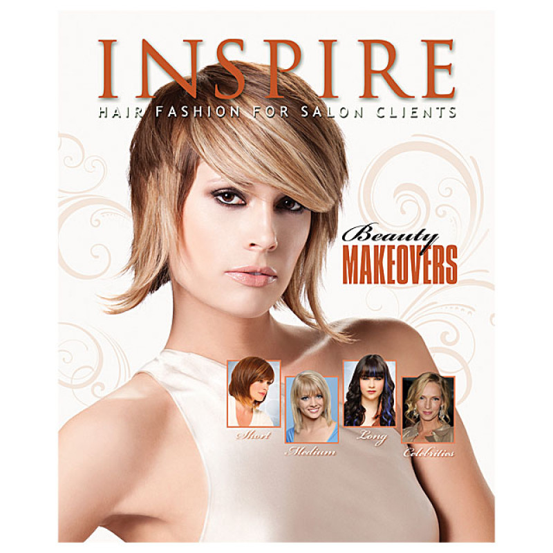 Vol 81  Beauty Makeovers  Inspire Hair Fashion Book for