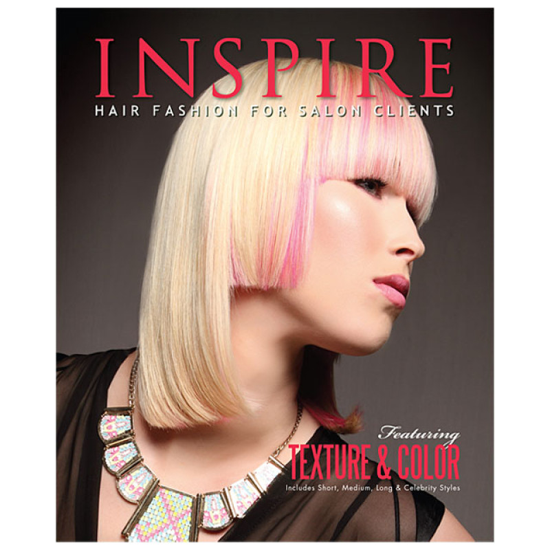 Vol 91  Texture  Color  Inspire Hair Fashion Book for