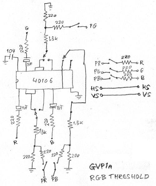 Circuit Diagram Of Vga To Rca Cable