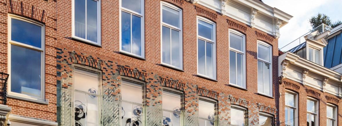 Nieuwbouw winkelpand met bovenwoningen - Crystal Houses - Gietermans & Van Dijk - MVRDV