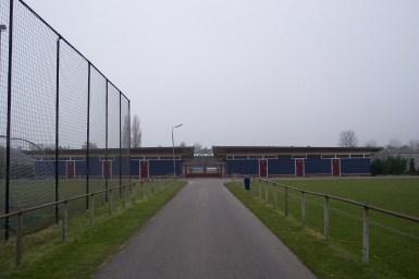 RCH Heemstede - Nieuwbouw kleedruimten voetbalvereniging - Gietermans & Van Dijk architecten