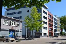 Vier nieuwe kantoorgebouwen Amsterdam - Gietermans & Van Dijk architecten - Schinkel - Vliegtuigstraat
