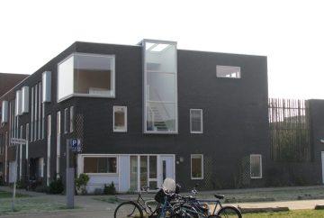 Uitbreiding woning IJburg - Gietermans & Van Dijk architecten - Egelskopstraat