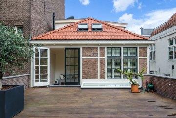 Dakterras - Verbouw en uitbreiding woonhuis in Amsterdam - Gietermans & Van Dijk architecten - Serena Silooy Photography
