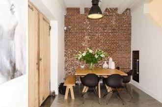 Eethoek - Verbouw en uitbreiding woonhuis in Amsterdam - Gietermans & Van Dijk architecten - Serena Silooy Photography