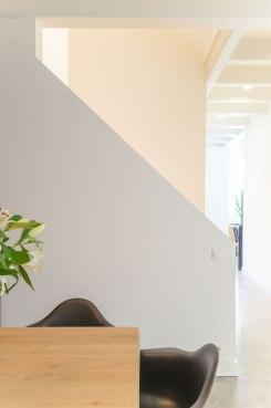 Trap detail - Verbouw en uitbreiding woonhuis in Amsterdam - Gietermans & Van Dijk architecten - Serena Silooy Photography