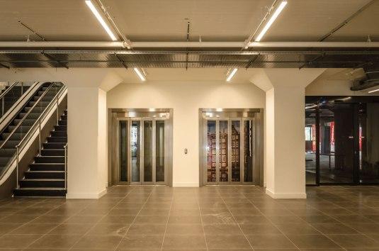 Hal Tetterode Promenade - Transformatie voormalig Tetterode-complex - Gietermans & Van Dijk architecten - Serena Silooy Photography
