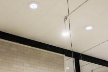 Daklichten detail - Loodgietersbedrijf ReVe Lijnden - Nieuwbouw bedrijfsgebouw met werkplaats en kantoorruimte - Gietermans & Van Dijk Architecten - Serena Silooy Photography - Architectuurfotografie