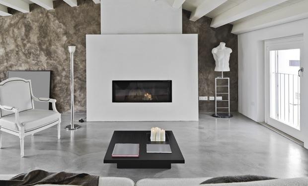 Beton cire vloer met betonlook Prijs  Realisaties