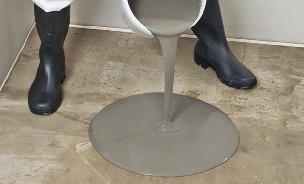 Cementgebonden gietvloer Prijs en eigenschappen