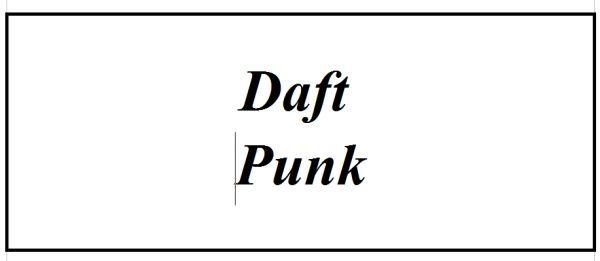 Daft Punk's new album