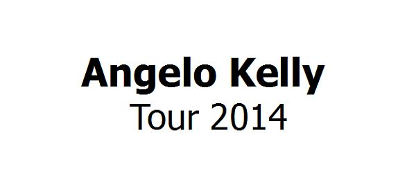 Angelo Kelly Tickets