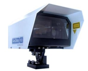 Upgrade Geodesy FSO Free Space Optic Laser Link