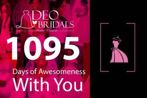 DEO Bridals 1093 Day