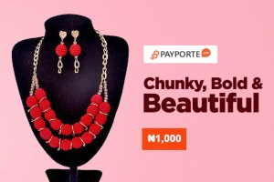 Payporte 1k store - Chunky, Bold and beautiful 650x650