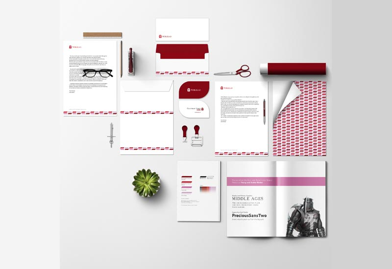 Noblelad Brand Identity Development Presentation