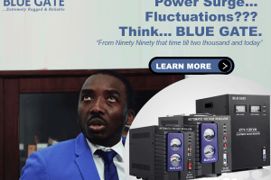 blue gate stabilizers - Light Uninterrupted Campaign - Power surge or fluctuation, think blue gate with bovi