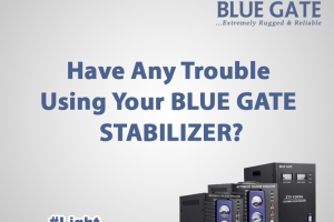 Blue Gate Stabilize - Light Uninterrupted Campaign - having issues with your stabilizers