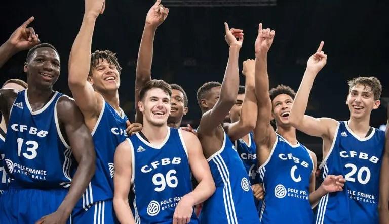 De 34 derrotas en Tercera Francesa a ganar la Euroliga júnior: increíble historia del INSEP