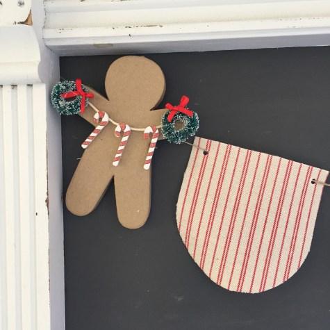holiday DIY banner