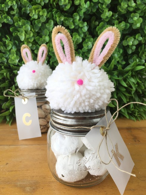 Easter place cards/favors