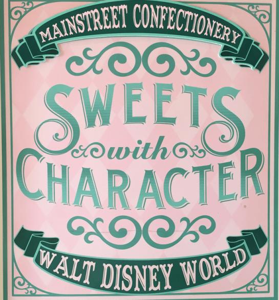 Disney confections