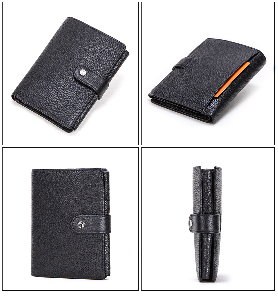 Men's Classic Leather Wallet