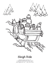 Christmas Coloring Pages: Giggletimetoys.com