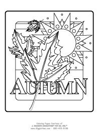 seasons coloring pages # 18