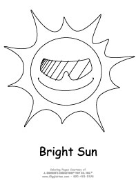 Seasonal Coloring Pages: Giggletimetoys.com