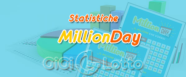 Statistiche MillionDay