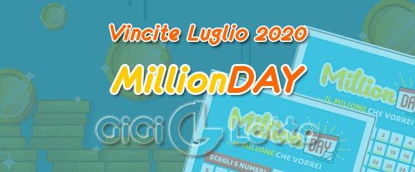 Vincite Millionday