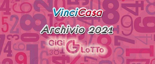 Archivio VinciCasa 2021