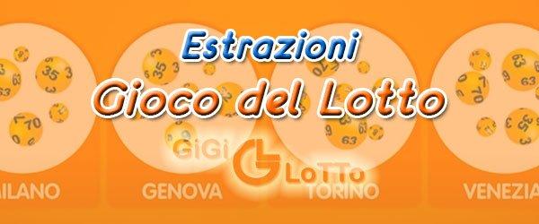 Estrazione Lotto 20 Aprile 2021