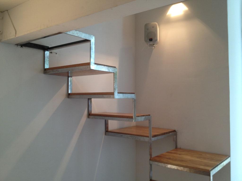 SCALE  STAIRS  Officina del Legno