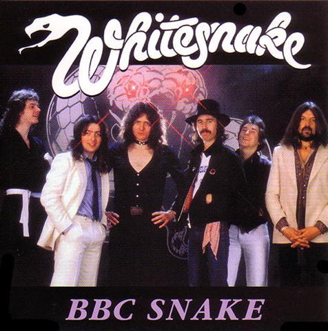 Whitesnake BBC Snake 1CD GiGinJapan