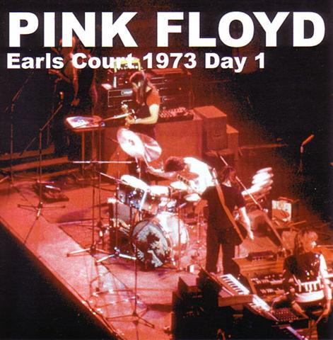 Pink Floyd Earls Court 1973 Day 1 2CD GiGinJapan
