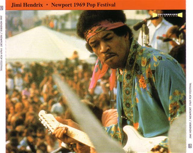 Image result for jimi hendrix newport 1969 images