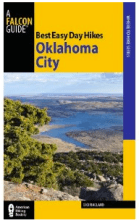 FALCON GUIDE: BEST EASY DAY HIKES OKLAHOMA CITY
