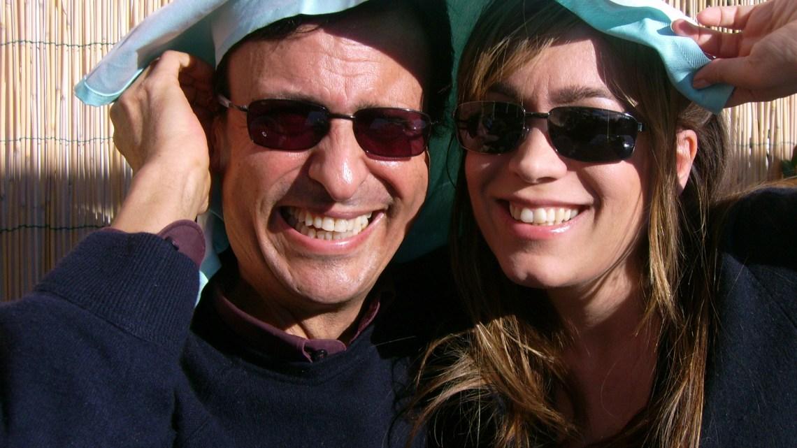 Gigi Sabani e Raffaella Ponzo