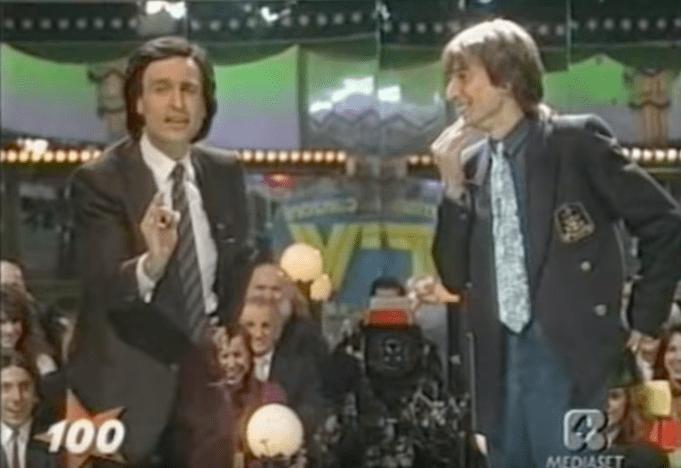Gigi Sabani – Carrellata di imitazioni dei partecipanti a Sanremo'84