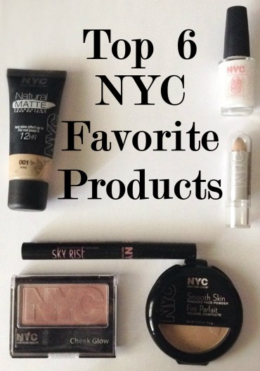 Top 6 NYC Favorite Products