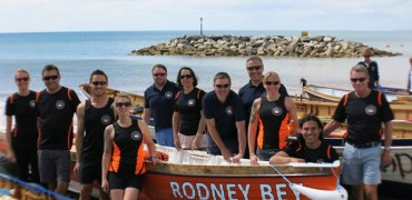 Oars wanted for Exmouth